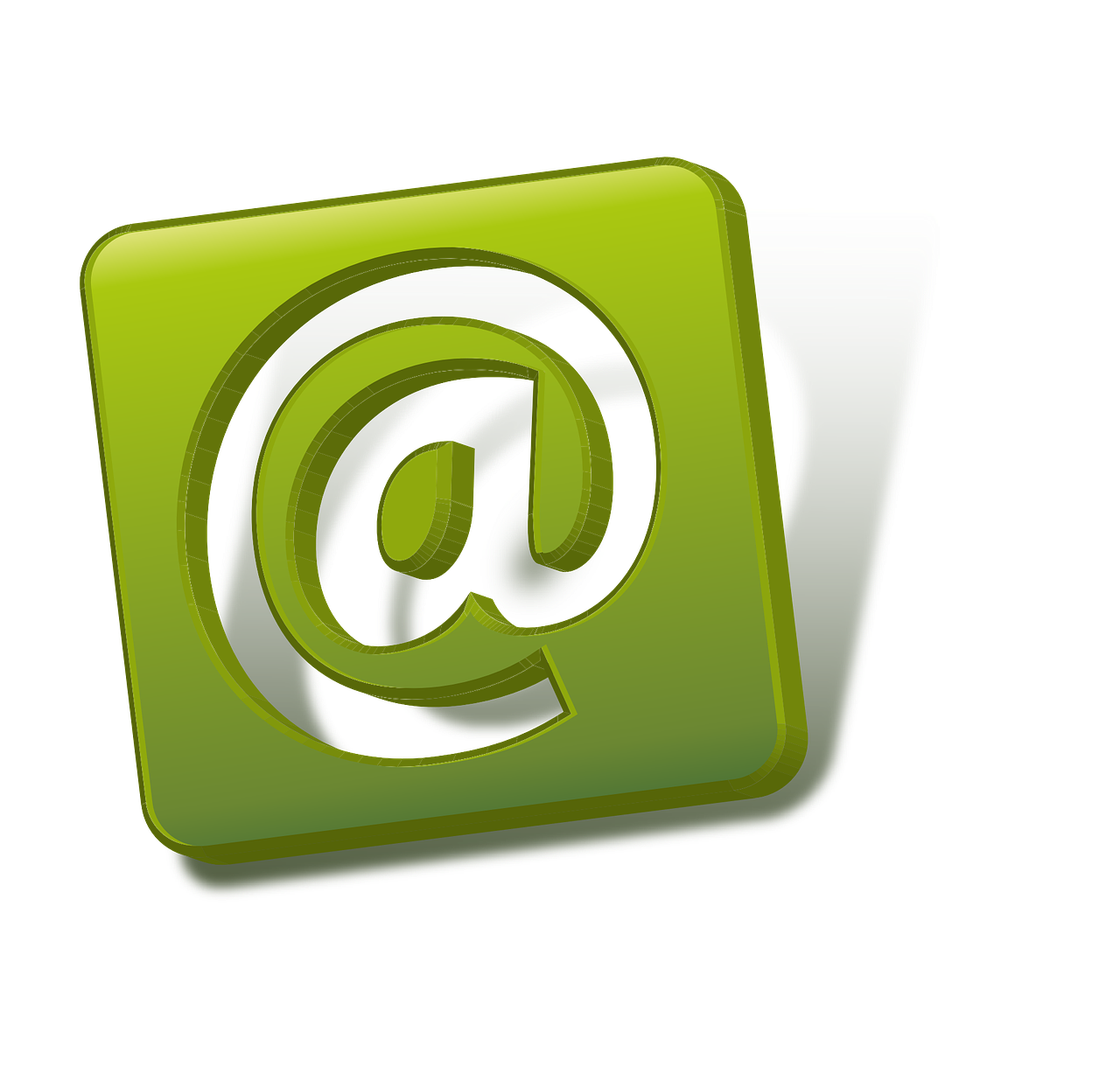 Mail At Sign Computer Message Icon  - guilaine / Pixabay